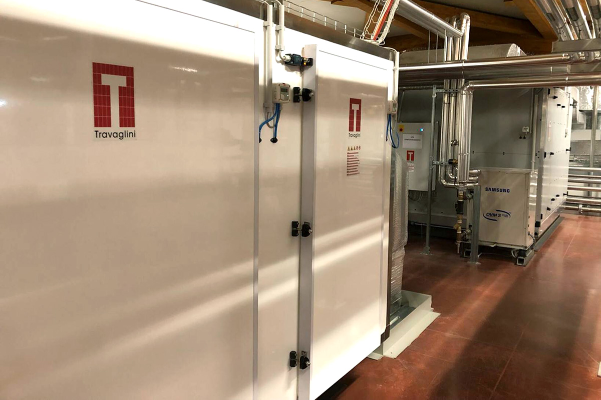 Travaglini Air treatment systems
